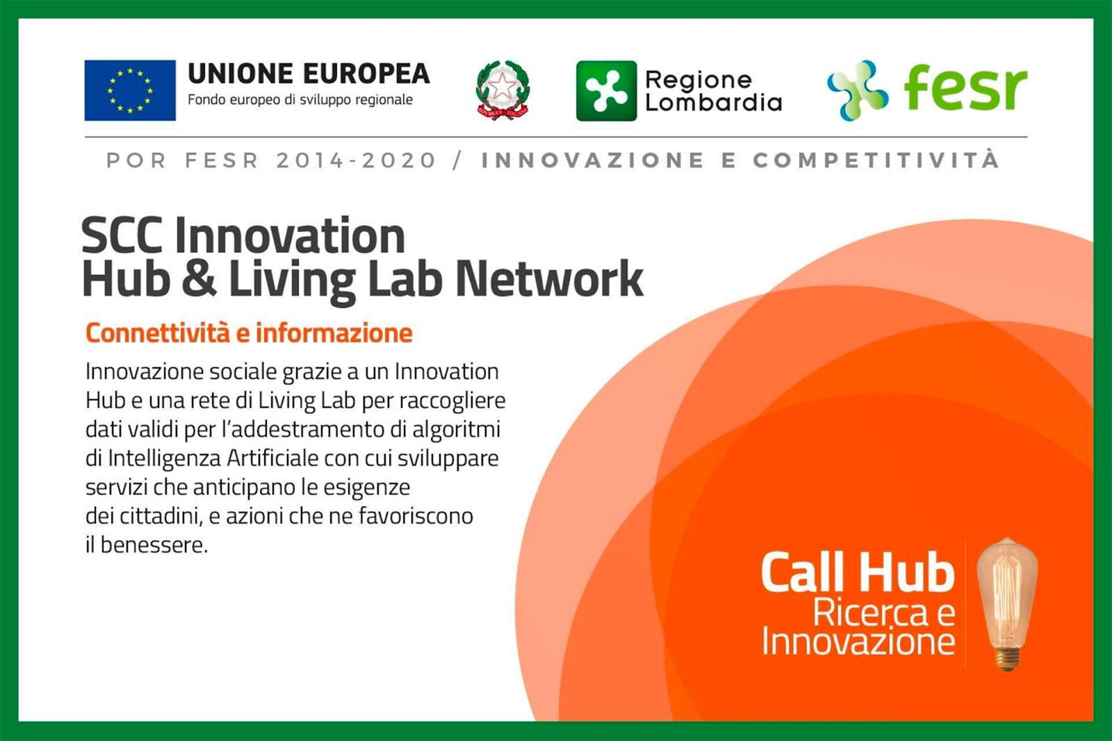 SCC Innovation - Hub & Living Lab Network