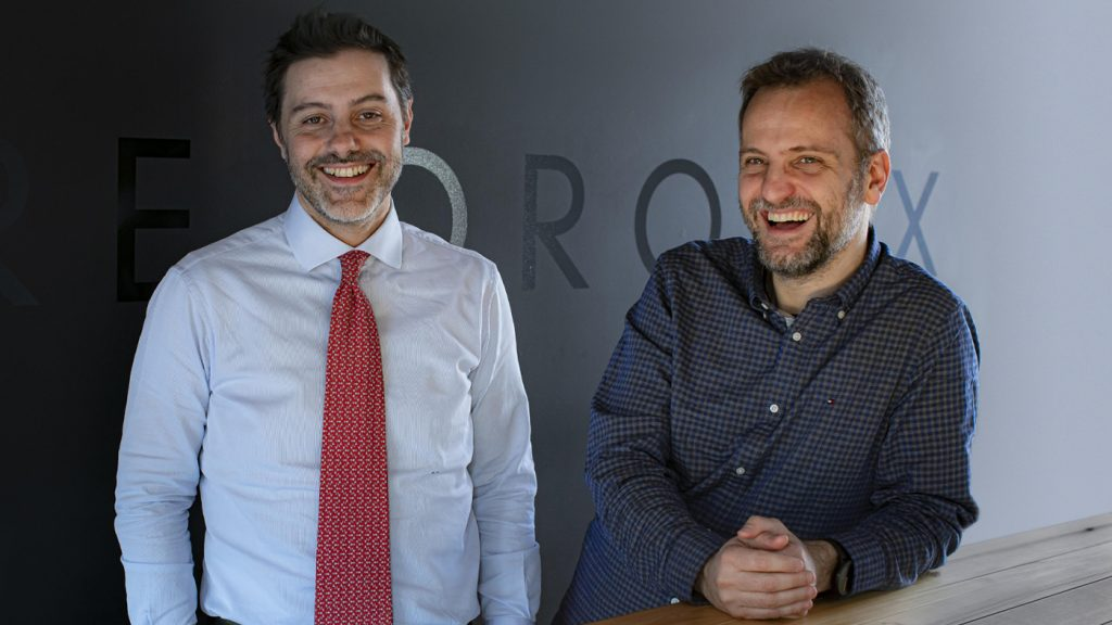 Pietro Rota e Luca Antiga, CEO Oròbix - AI Service Company