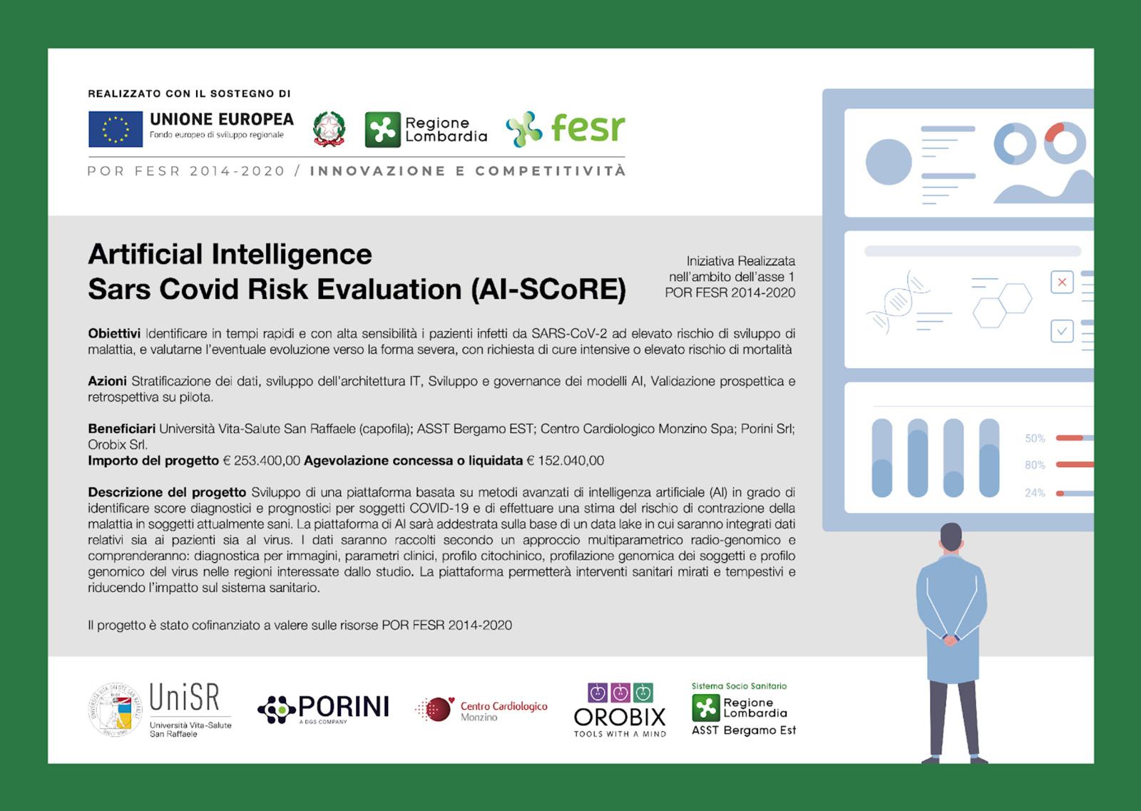 AI e Risk Evaluation Covid-19