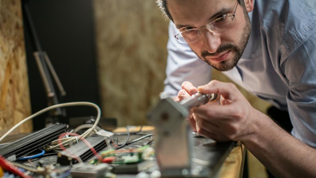 Stefano Farisè - AI manufacturing - Orobix